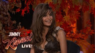 Emily Ratajkowski on Getting Arrested with Amy Schumer