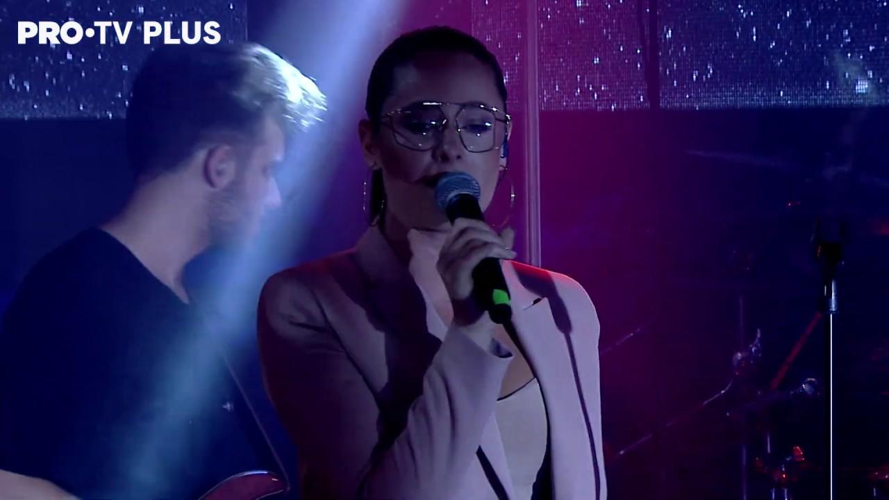 Raluka și Irina Rimes - Ieri erai - varianta live (Cosmos, 2 octombrie 2019)