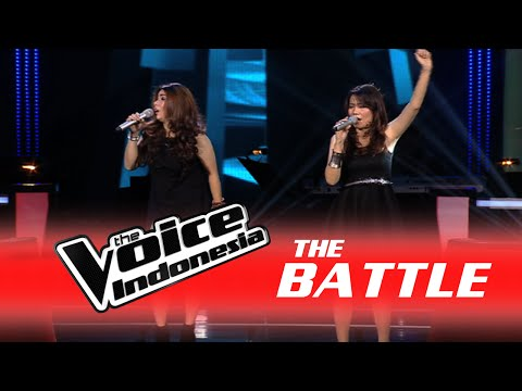 "Aline Vs. Shanny Felicia ""Kamu Harus Pulang"" I The Battle I The Voice Indonesia 2016"