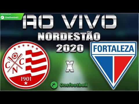 Náutico x Fortaleza Ao Vivo | Copa do Nordeste 2020 | 7ª Rodada | Narração