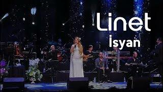 Linet - İsyan (Harbiye Açıkhava 01.08.2017)