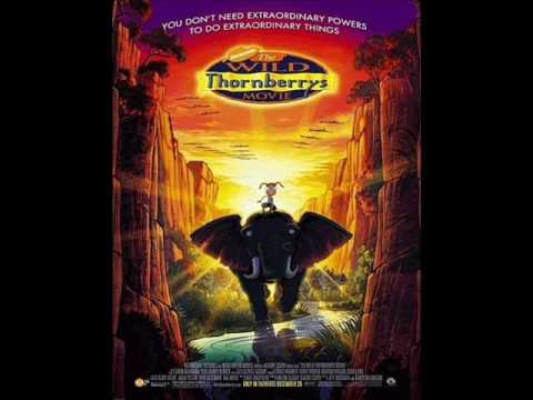 The Wild Thornberrys Movie (Soundtrack 2002 Film) Paul Simon-Father And Daughter