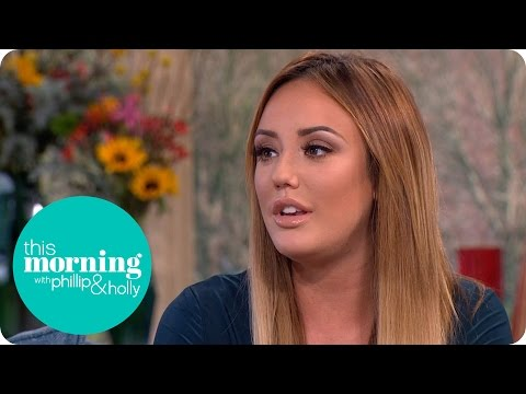 Charlotte Crosby Describes Her Body Transformation | This Morning