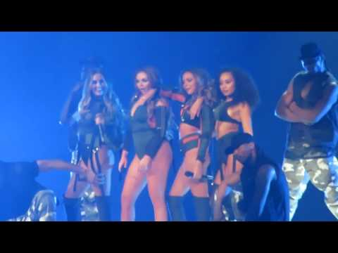Touch - Little Mix (Dangerous Woman Tour Phoenix, AZ 02/03/17) HD