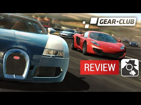 GEAR.CLUB | AppSpy Review