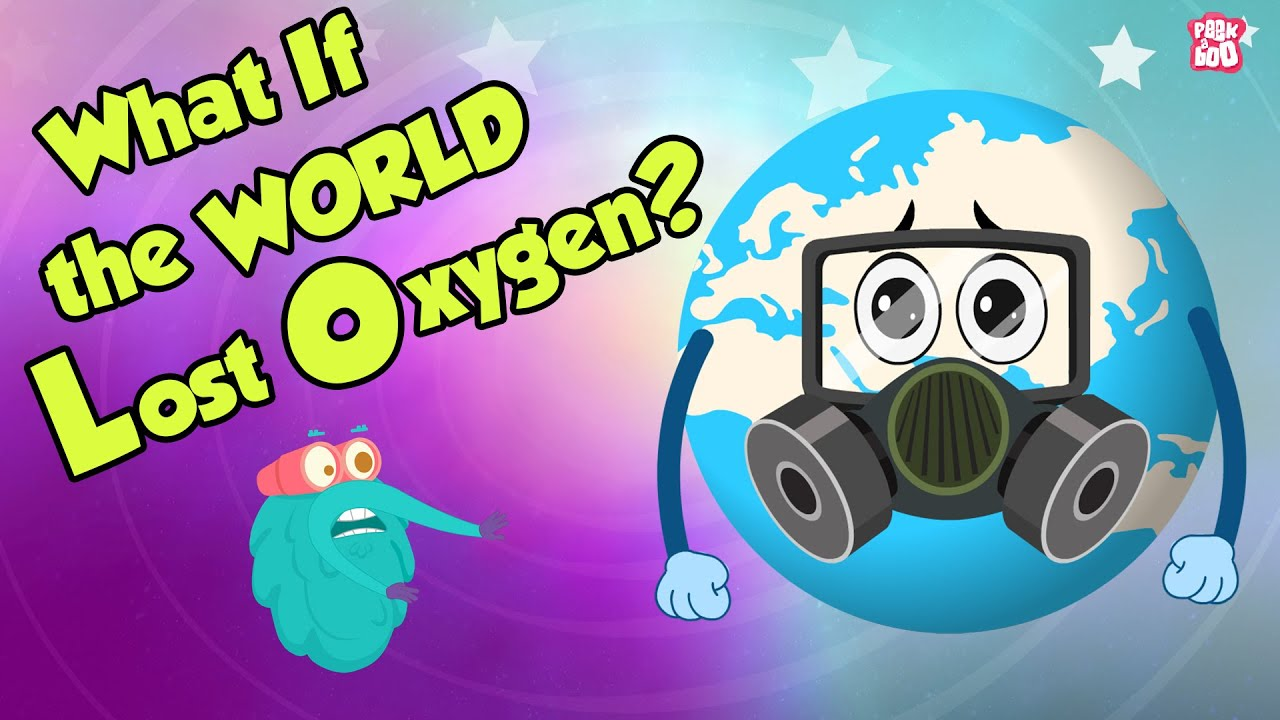 Download What If The World Lost OXYGEN for 5 seconds? | Dr Binocs Show | Peekaboo Kidz
