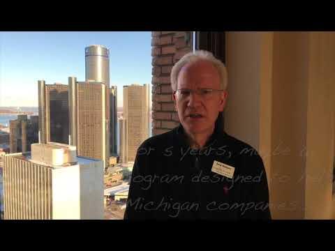 David Newhouse - Michigan Economic Development Corporation