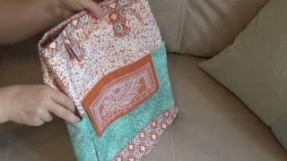 Gambar cover Кружевные фантазии - сумка для рукоделия