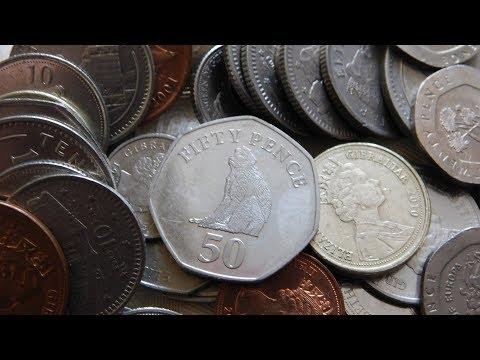Gibraltar Coin Collection! (2019)