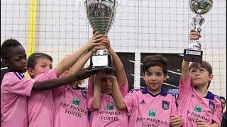 Feyenoord - Anderlecht u9 Rayane Bounida