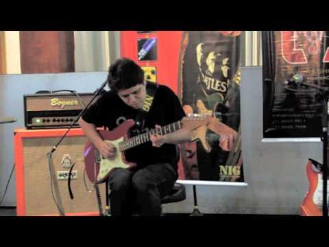 Ricardo Marins  T&J Workshop (Salvador) #4 Steely Jam