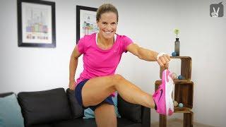 Schnell und einfach Abnehmen: Smooth Cardio Workout mit Corinna Frey