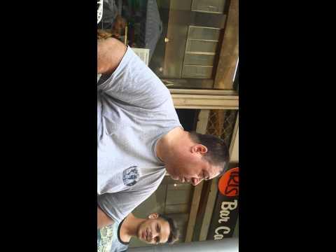 """Donato Busto Arsizio intervista parte 1 """"pentimento del video hot"""""""