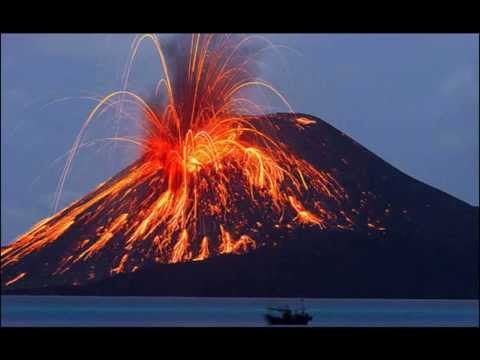 Saxon - Krakatoa