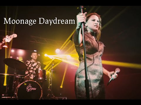 David Bowie - Moonage Daydream (cover by memoryfield/Robyn Cage)