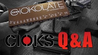 CIOKS Q&A - Everything you NEVER wanted to know about power supplies