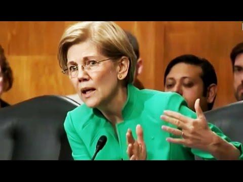 Elizabeth Warren Makes Steve Mnuchin Look Pretty Stupid, Calls His Statements