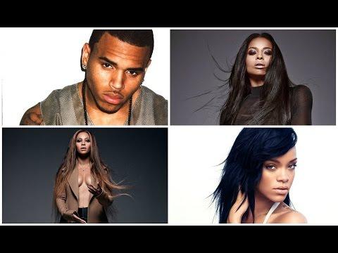 (PARODY) The Legends Panel | Chris Brown, Ciara, Beyoncé, and Rihanna