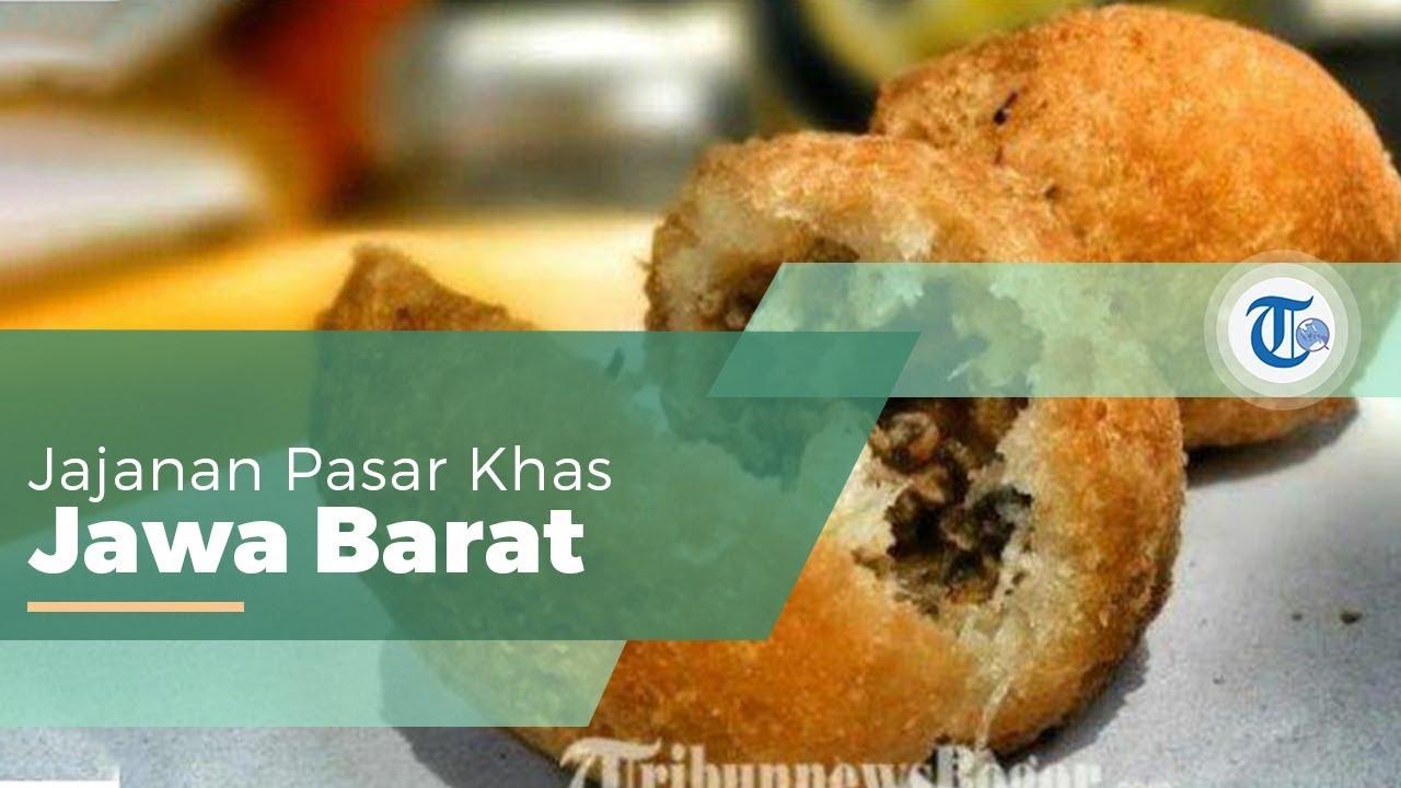 Combro Makanan Tradisional Khas Jawa Barat Yang Berbahan Baku
