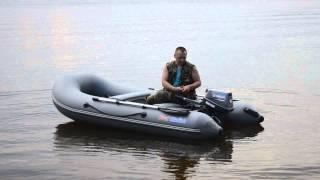 видео Лодочный мотор Ямаха 6