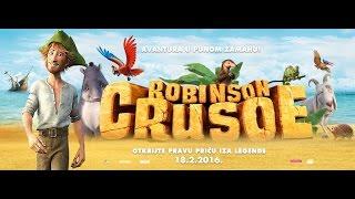 Robinson Crusoe: Otkrijte pravu priču iza legende [Trailer]