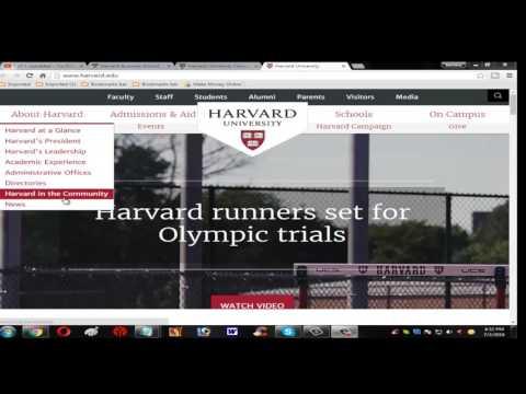 Harvard University 1