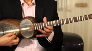 Tar dərsləri. 15-ci dərs. Qubalı qız | Tar lessons. 15th lesson. A Girl from Quba