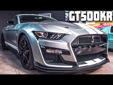2020 SHELBY GT500 KR IN THE WORKS? Behind the scenes at the Shelby Factory!