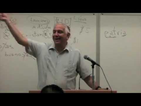 El ministerio de la palabra escrita: Una conferencia por Justo L. González