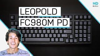 La TASTIERA definitiva! Recensione LEOPOLD FC980M PD // FUN WITH CAPS EP11
