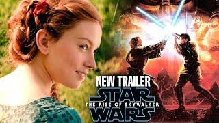 The Rise Of Skywalker New Trailer HUGE News Revealed! (Star Wars Episode 9 Trailer)