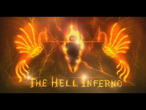 Geometry Dash - The Hell Inferno (Demon?) - By Sohn0924 And More