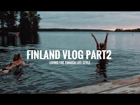 Finland VLOG - Part 2 / Living the finnish life