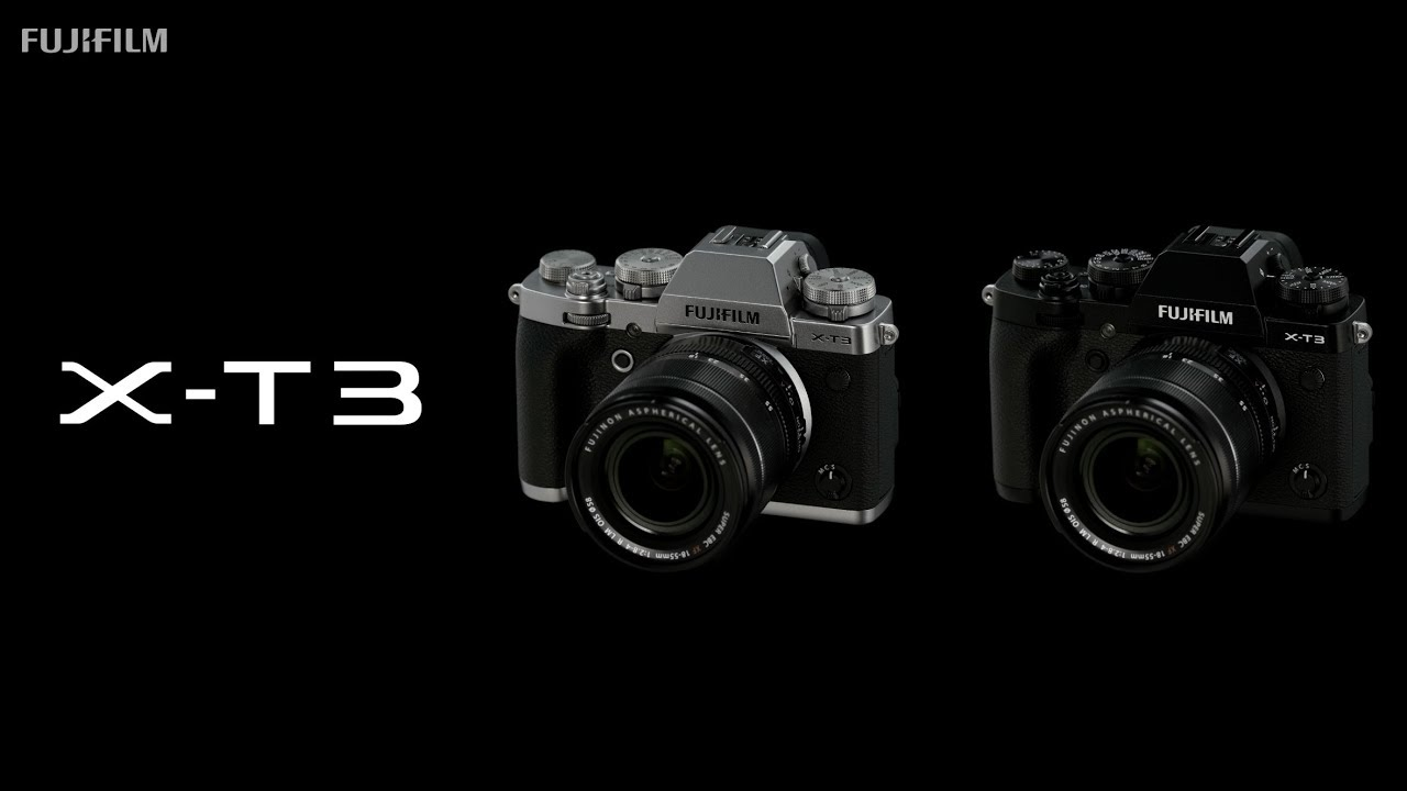 Fujifilm X-T3 announced with 26 1-megapixel sensor, better