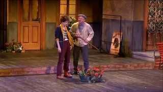 Színház - Égigérő fű