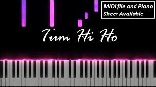 Tum Hi Ho | Arijit Singh | Piano Cover | PianoM