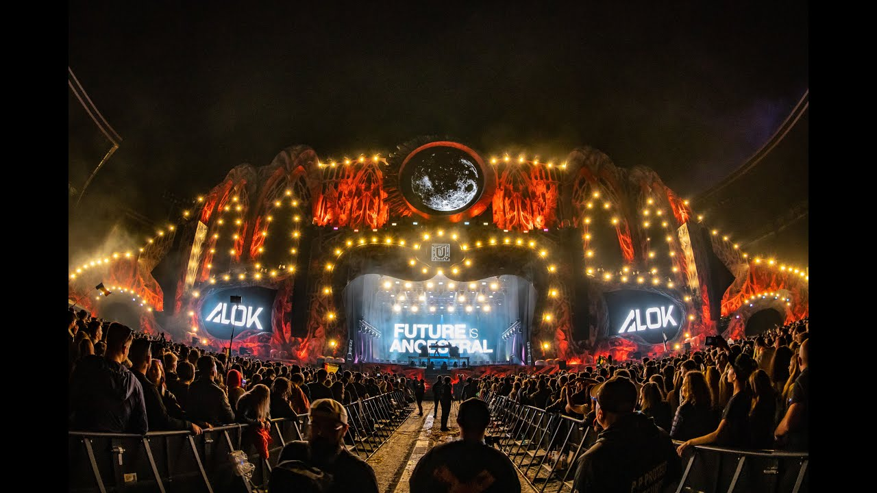 Download Alok LIVE from UNTOLD Festival