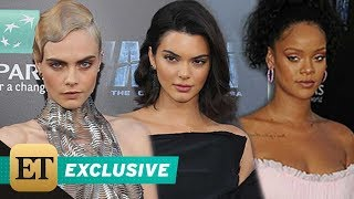 EXCLUSIVE: Cara Delevingne, Kendall Jenner, and Rihanna Steal the Show at 'Valerian' Premiere