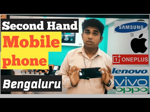 Used less price mobile phone in Bangalore   Cashify store   Kannada vlog   second hand mobile phones