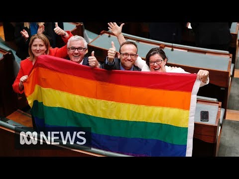 Same-sex Marriage Bill Passes