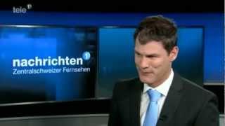 Tele1 Nachrichten - rechts Überholen auf Autobahnen in der Schweiz