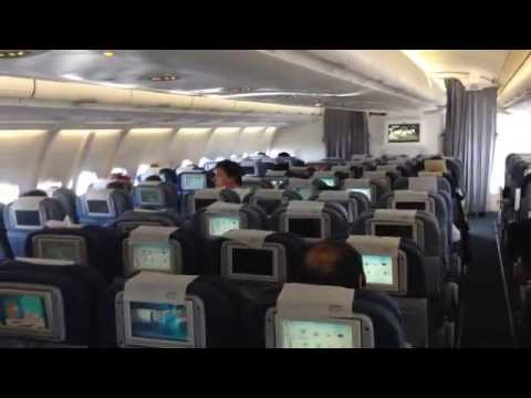 cabin airbus a330 200 air china youtube. Black Bedroom Furniture Sets. Home Design Ideas