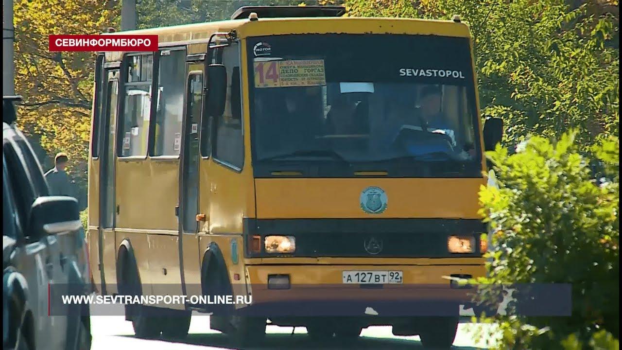 В Севастополе ловят перевозчиков-нарушителей с помощью новой программы