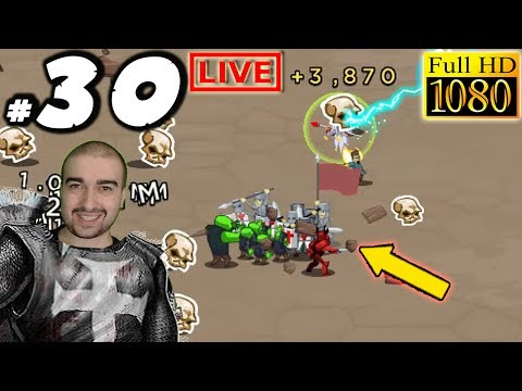 Zombidle Walkthrough - #30 - CAN WE PASS 150K ORBS?! - Zombidle Gameplay Live Stream PC