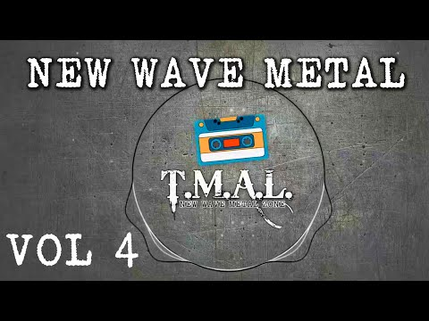 NEW WAVE METAL MIX VOL 4 [ METAL AUDIO LIBRARY ]