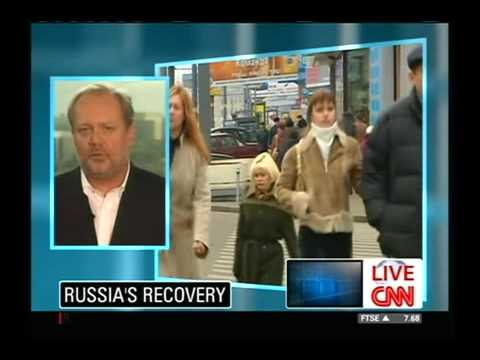Boris Jordan on CNN