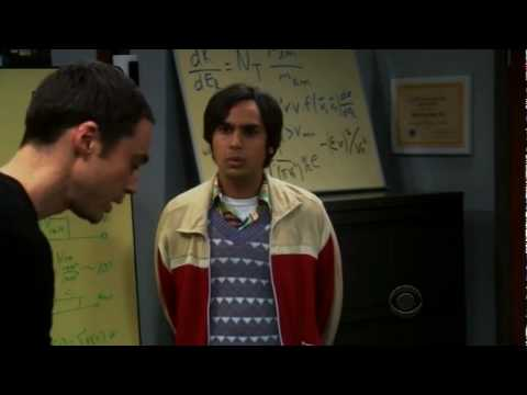 Sheldon Cooper Entrevista De Trabajo
