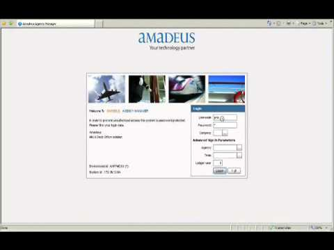 amadeus agency manager the travel industrys most widely used mid office solution - Agency Manager