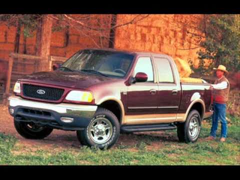 2003 Ford F150 Review >> 1997-2003 Ford F150 Lariat - YouTube