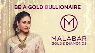 Win up to 75 gold bars & be a Gold Bullionaire at Malabar Gold & Diamond - Oman